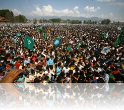 Kashmir Demands Freedom [Courtesy of RisingKashmir.com]